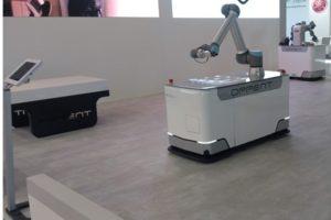 robot magazzino
