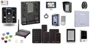 Prodotti controllo accessi