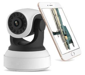 Esempi: telecamera PTZ